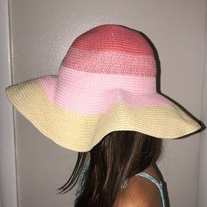 Girls floppy hat